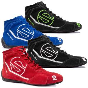 Racing Shoes - Shop All Auto Racing Shoes - Sparco Slalom RB-3 - CLEARANCE $149.88