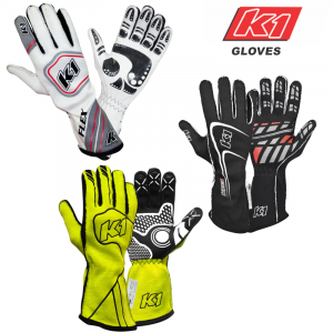 Safety Equipment - Racing Gloves - K1 Race Gear Gloves