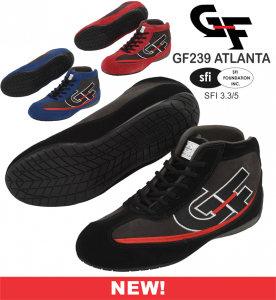 Racing Shoes - G-Force Racing Shoes - CLEARANCE! - G-Force GF239 Atlanta Racing Shoe - CLEARANCE $59.99
