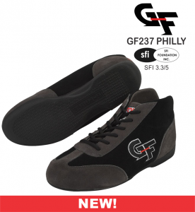Racing Shoes - Shop All Auto Racing Shoes - G-Force GF237 Philly Racing Shoe - $79.99