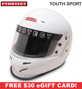 Helmets - Pyrotect Helmets - ON SALE! - Pyrotect Youth Sport Helmet - $299