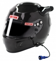 Helmets - Simpson Helmets - Simpson Race Products - Simpson Carbon Desert Devil Helmet
