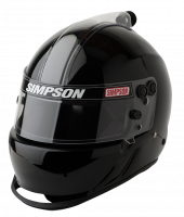 Simpson Helmets - Simpson Carbon Fiber Air Inforcer Vudo Helmet - $1699.95 - Simpson Race Products - Simpson Carbon Air Inforcer Vudo Helmet