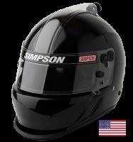 Simpson Helmets - Simpson Air Inforcer Vudo Helmet - $899.95 - Simpson Race Products - Simpson Air Inforcer Vudo Helmet - Matte Black