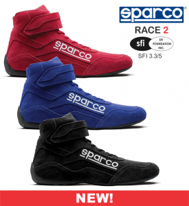HOLIDAY SAVINGS DEALS! - Racing Shoe Deals - Sparco Race 2 - $99.99