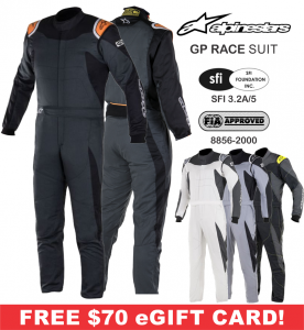 Alpinestars GP Race Driving Suits - $699.95