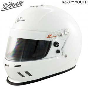 Helmets - Youth Helmets - Zamp RZ-37Y Youth Racing Helmet - $161.96