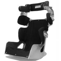 Ultra Shield Race Products - Ultra Shield EFC Halo Seat - Black Cover - 10 Degree - 16""