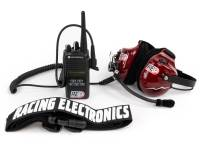 "Radios, Transponders & Scanners - Radio Communication Systems - Racing Electronics - Racing Electronics ""The Chase"" Extra Crew Race Communications System"