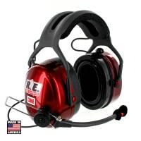 Radio System Parts & Accessories - Radio Headsets - Racing Electronics - Racing Electronics Platinum Plus 3M Headset - 2 Way, 1 Talk, 1 Scanner Port
