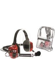 Scanners & Accessories - Scanner Headphones - Racing Electronics - Racing Electronics GEMINI-5 Intercom System