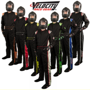 Safety Equipment - Racing Suits - Velocity Race Gear Race Suits