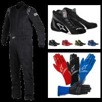 Alpinestars - Alpinestars Knoxville Suit Package - Black