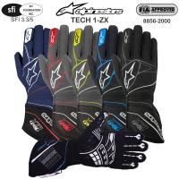Alpinestars Tech 1-ZX Gloves (optional)