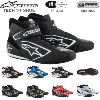 Alpinestars Tech 1-T Shoe (optional)