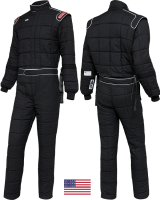 Racing Suits - Drag Racing Suits - Simpson Race Products - Simpson STD.49 Signature Knit Nomex® Drag Racing Jacket w/ Built-In Arm Restraints (Only) - SFI 15 Approved