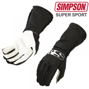 Racing Gloves - Shop All Auto Racing Gloves - Simpson Super Sport - $84.95
