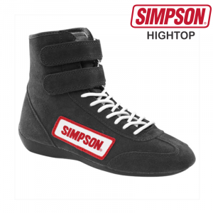Racing Shoes - Simpson Racing Shoes - Simpson Hightop Driving Shoe - $99.95