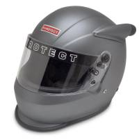 Helmets - Shop All Forced Air Helmets - Pyrotect - Pyrotect Pro Airflow Vortex Forced Air Helmet - Flat Grey