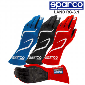 Racing Gloves - Sparco Gloves - Sparco Land RG-3.1 Gloves - $88.99