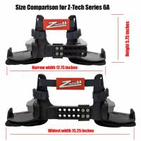 Z-Tech Sports Series 6A Head and Neck Restraint