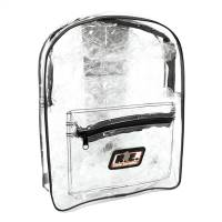 Racing Electronics Clear Backpack WTOTE