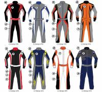 K1 RaceGear - K1 Race Gear Custom Suit - Design #1 - Image 3