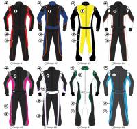 K1 RaceGear - K1 Race Gear Custom Suit - Design #1 - Image 4