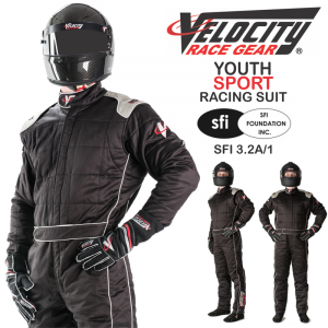 Racing Suits - Velocity Race Gear Race Suits - Velocity Youth Race Suit - $99.99