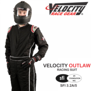 Racing Suits - Velocity Race Gear Race Suits - Velocity Outlaw Race Suit - $399.99