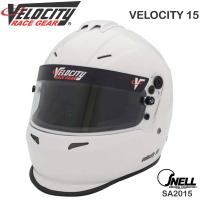 Velocity 15 Helmet - White (optional)