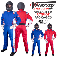 Velocity 5 Patriot Suit Packages