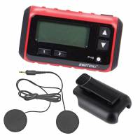 Tools & Pit Equipment - Racing Electronics - Racing Electronics Switch-R Helmet Speaker Scanner Package
