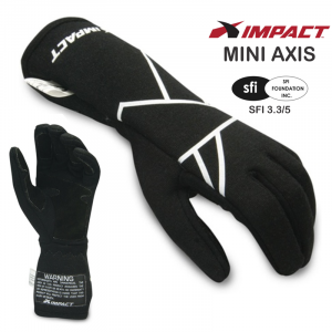 Racing Gloves - Impact Gloves - Impact Mini Axis Junior Glove - $94.95