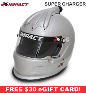 Impact Super Charger Top Air Helmets - $549