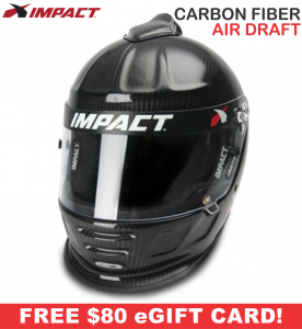 Impact Carbon Fiber Air Draft Helmets - $1599