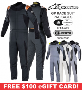 Alpinestars GP Race Suit Package from $984.85