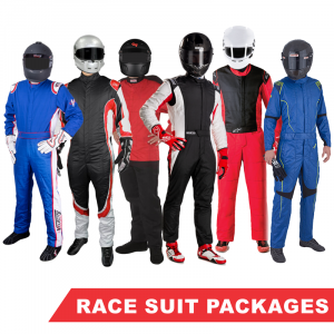 Race Suit Packages