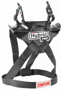 Safety Equipment - Head & Neck Restraints - Simpson Hybrid