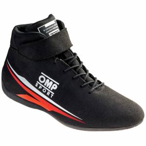 Racing Shoes - Shop All Auto Racing Shoes - OMP Sport MY 2018 Shoes - $149