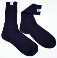 Shoe Accessories - Socks, Fire Resistant - RaceQuip - RaceQuip Nomex® Socks - Large 10-11 - Black