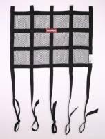 """Ribbon Window Nets - 15"""" x 18"""" Ribbon Window Nets - RaceQuip - RaceQuip Hybrid Window Net - 15"""" x 18"""""""