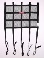 "Ribbon Window Nets - 18"" x 18"" Ribbon Window Nets - RaceQuip - RaceQuip Hybrid Window Net - 18"" x 18"""
