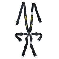 Safety Equipment - Schroth Racing - Schroth Profi 2x2 Harness - 6 Point - Pull Up Lap