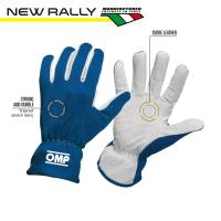 OMP Racing - OMP Rally Gloves Blue - Small - Image 2