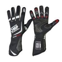 OMP Racing - OMP One EVO Gloves - Black X-Small - Image 1