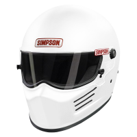 HOLIDAY SAVINGS DEALS! - Simpson Race Products - Simpson Bandit Helmet - White