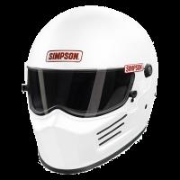 Simpson Helmets - Simpson Bandit Helmet - PRICE DROP $399.95 - Simpson Race Products - Simpson Bandit Helmet - White