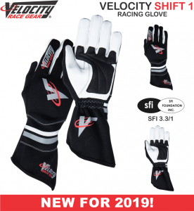Racing Gloves - Shop All Auto Racing Gloves - Velocity S1 Gloves - SALE $49.99 - SAVE $20