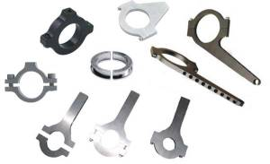 Chassis & Suspension - Accessory Clamps & Brackets